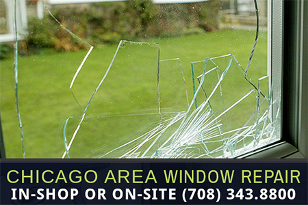 Chicago Fiberlux Window Repair